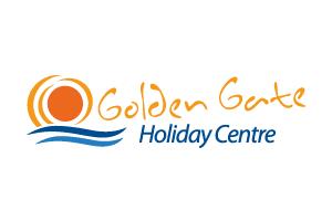 Golden Gate Holiday centre logo