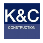K & C Construction Logo