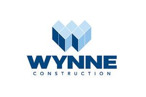 wynne construction logo