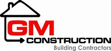 GM Construction Logo